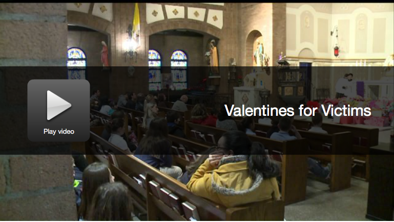 Valentines for Victims 2016
